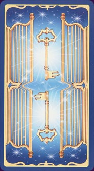 "The back of the Card design of the ""Tarot of the 78 Doors,"" by Pietro Alligo and illustrated by Antonella Platano."