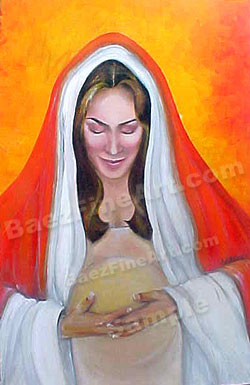 """Divine Inspiration"" by Elizabeth Erazo Baez"