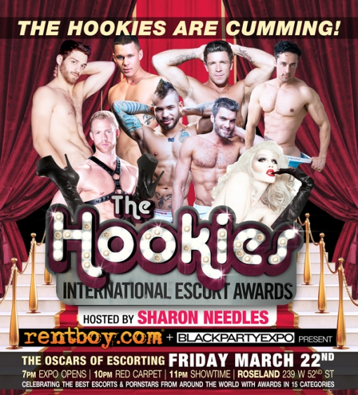 Thanks to the Jack Manly Blog for this great image of the Hookies 2013 Awards show.