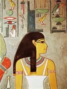 isiswiththronehieroglyph