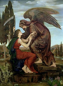 Evelyn_De_Morgan_-_Angel_of_Death