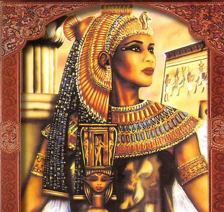 """One of my favorite images of my Celestial Mother, Auset, the Ancient Egyptian Goddess more commonly known as Isis.  I saw this on a greeting card, before I ever saw it in Doreen Virtue's """"Ascended Masters Oracle Cards!"""""""